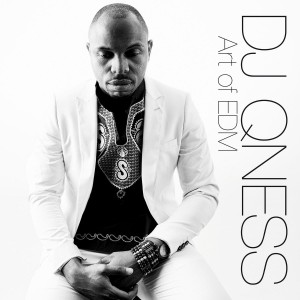 Dj Qness - Art Of Edm CD - CDJUST 786