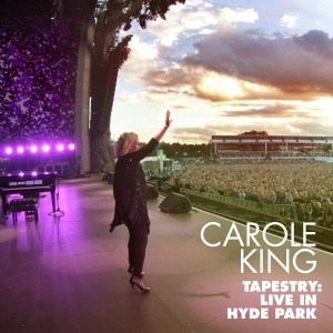 Carole King - Tapestry: Live in Hyde Park CD+DVD - 88985404812