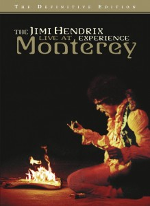 The Jimi Hendrix Experience - American Landing: Live At Monterey DVD - 88985478879