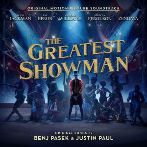 The Greatest Showman (Original Motion Picture Soundtrack) CD - ATCD 10439