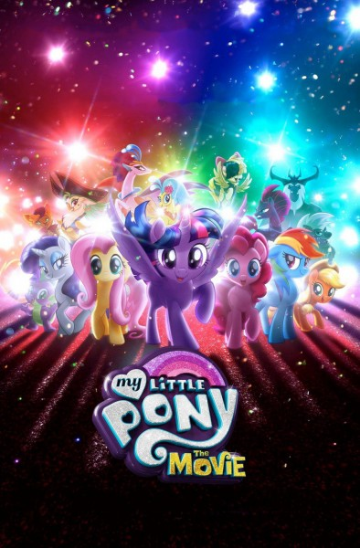 My Little Pony: The Movie DVD - 04265 DVDI
