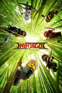 The LEGO Ninjago Movie DVD - Y34820 DVDW