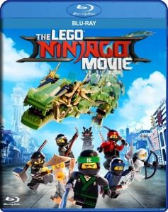 The LEGO Ninjago Movie Blu-Ray - Y34821 BDW