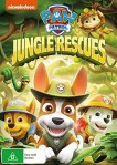 Paw Patrol: Jungle Rescues DVD - EU141596 DVDP