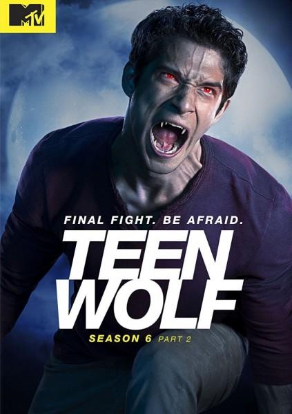Teen Wolf: Season 6 Part 2 DVD - 83120 DVDF
