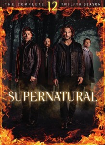 Supernatural: Season 12 DVD - Y34710 DVDW