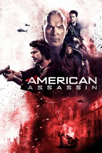 American Assassin DVD - 04266 DVDI
