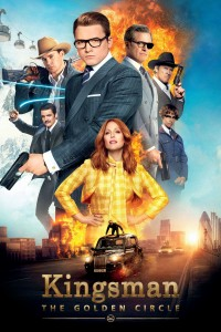 Kingsman: The Golden Circle DVD - 69789 DVDF