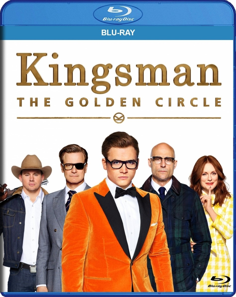 Kingsman: The Golden Circle Blu-Ray - BDF 69789