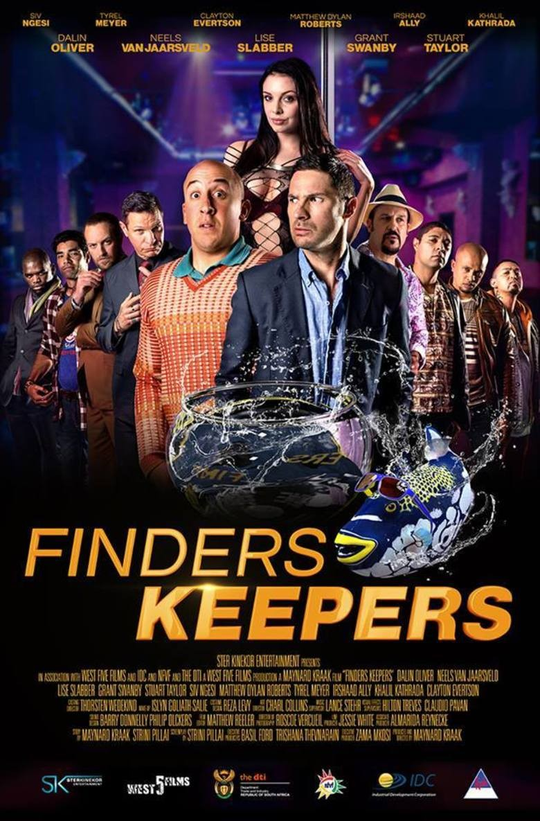 Finders Keepers DVD - 10228092