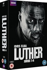 Luther Series: 1- 4 DVD - LBBCDVD4065
