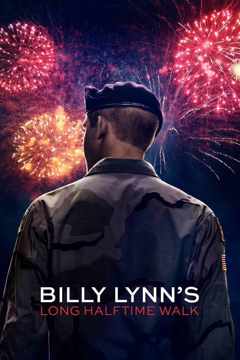 Billy Lynn's Long Halftime Walk DVD - 10227621