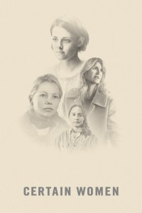 Certain Women DVD - 10227749
