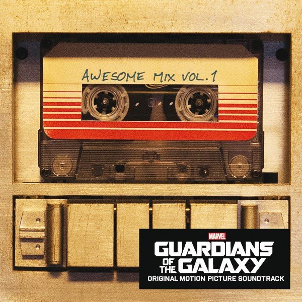 Guardians Of The Galaxy Awesome Mix Vol 1 Original