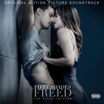 Fifty Shades Freed (Original Motion Picture Soundtrack) CD - 60256734900