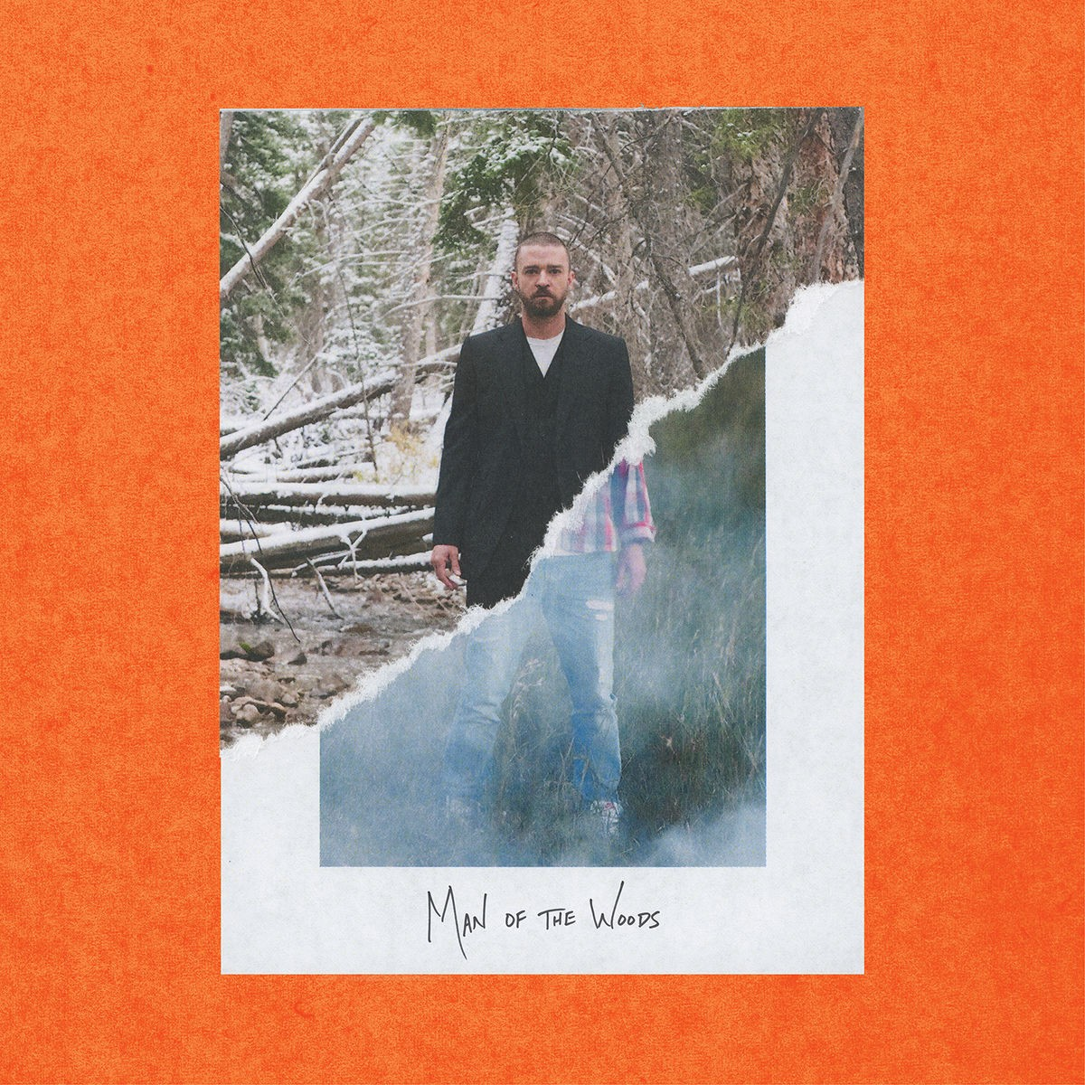 Justin Timberlake - Man of the Woods CD - 19075813212