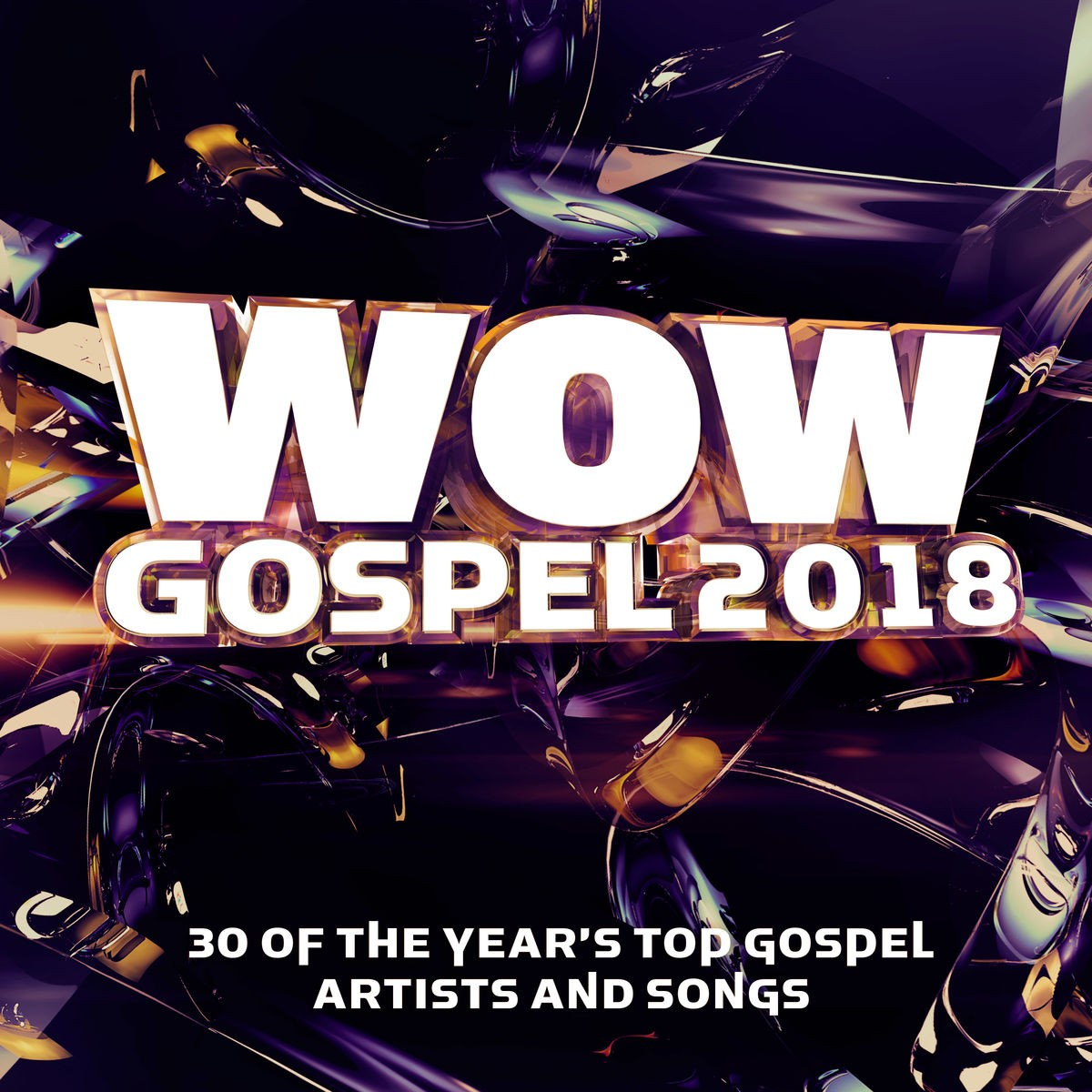 Wow Gospel 2018 CD - CDRCA7552