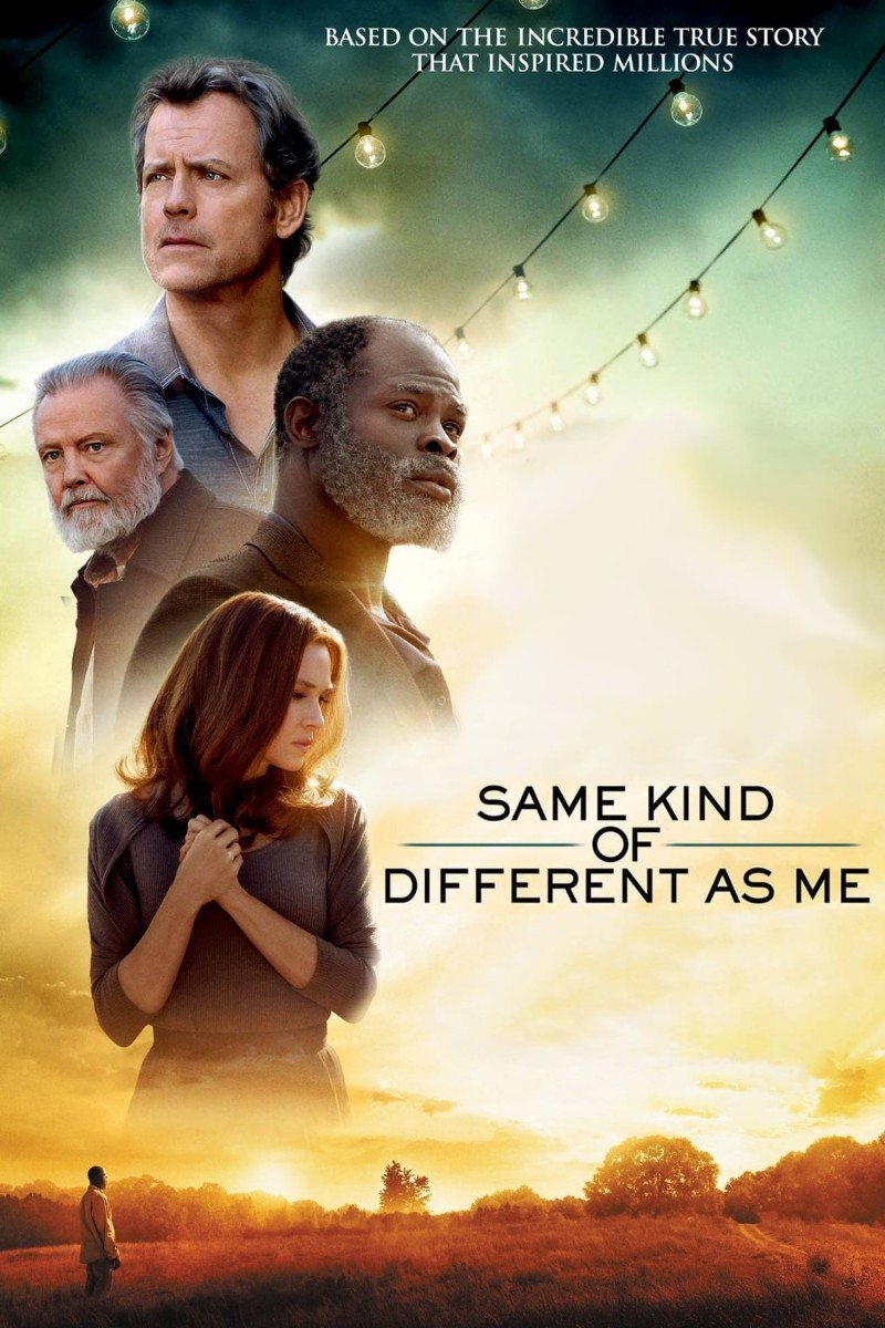 Same Kind of Different as Me DVD - EU141549 DVDP