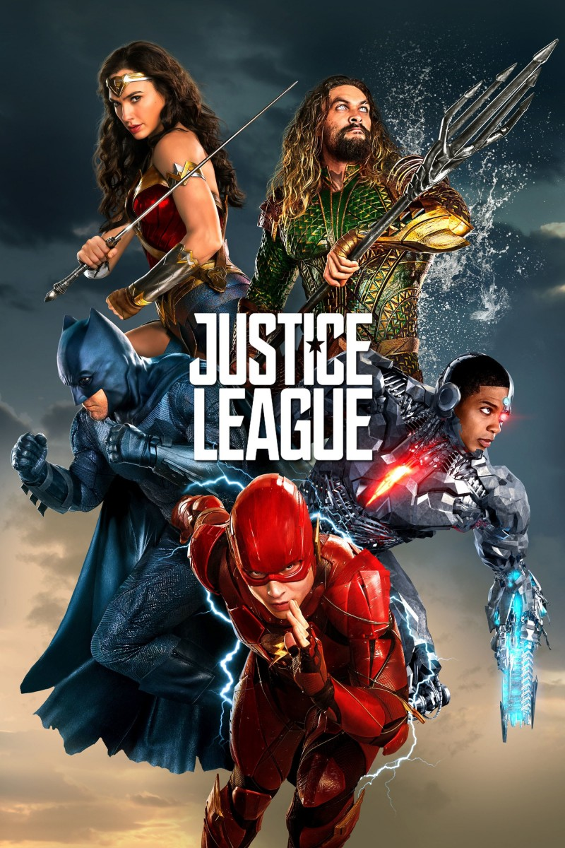 Justice League DVD - Y34837 DVDW