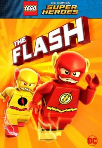 LEGO DC Super Heroes: The Flash DVD - Y34843 DVDW