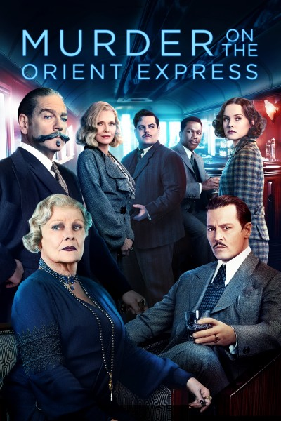 Image result for murder on the orient express dvd cover
