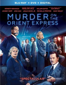 Murder on the Orient Express Blu-Ray - BDF 82868