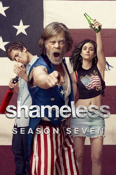 Shameless: Season 7 DVD - Y34782 DVDW