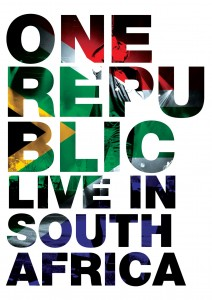 OneRepublic - Live In SA DVD - 50345 0412237