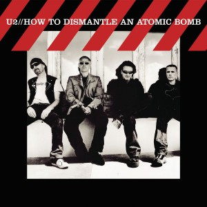 U2 - How To Dismantle an Atomic Bomb VINYL - 06024 9868172