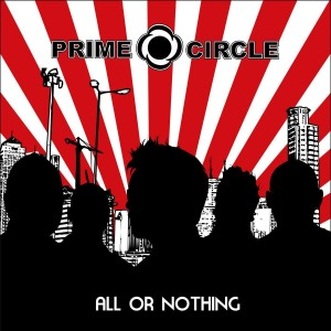 Prime Circle - All Or Nothing CD - CDEMCJ 6433