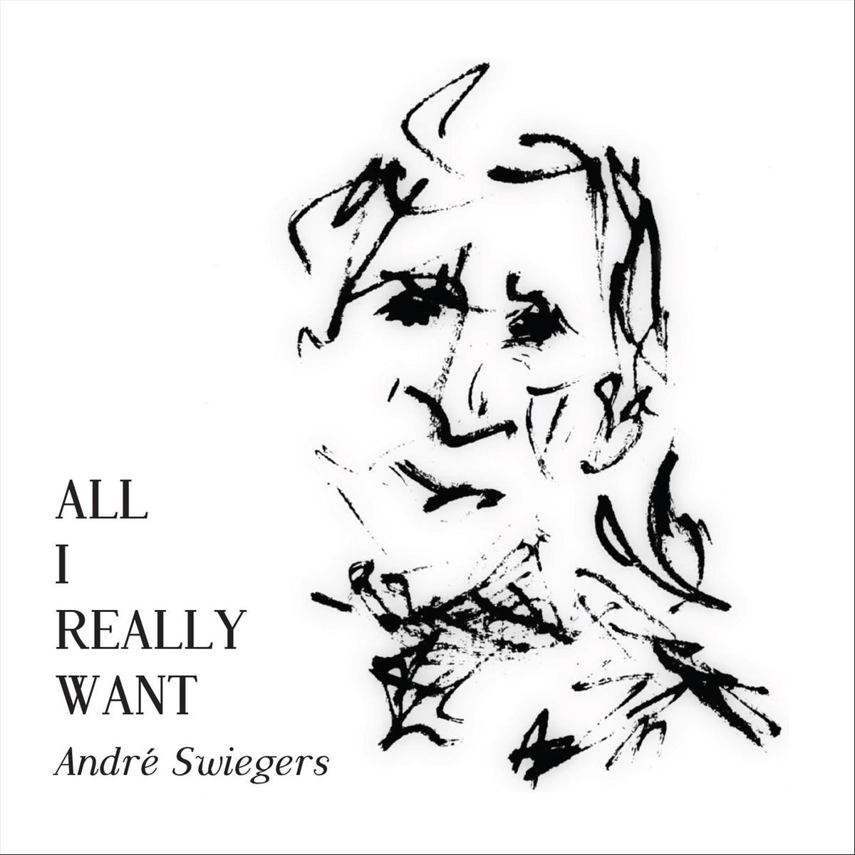 Andre Swiegers - All I Really Want CD - JEAD2018