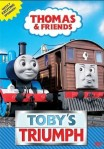 Thomas And Friends: Toby's Triumph DVD - SHTD-196