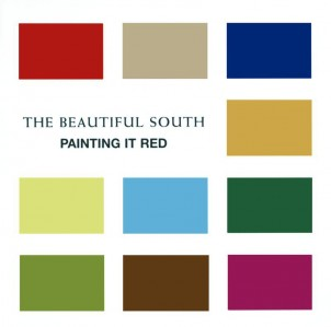 The Beautiful South - Painting It Red VINYL - 06025 5744240