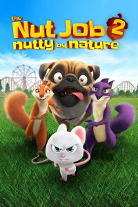 The Nut Job 2: Nutty by Nature DVD - 10228299