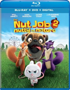 The Nut Job 2: Nutty by Nature Blu-Ray - 10228300