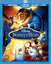 Beauty and the Beast Blu-Ray+DVD - 10224298