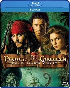 Pirates of the Caribbean: Dead Man's Chest Blu-Ray - 10217872