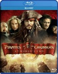 Pirates of the Caribbean: At World's End Blu-Ray - 10217873