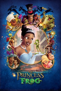 The Princess and the Frog Blu-Ray - 10217876