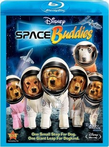Space Buddies Blu-Ray - 10217882