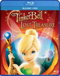 Tinker Bell and the Lost Treasure Blu-Ray+DVD - 10217885