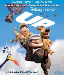 Up Blu-Ray+DVD - 10217886