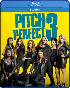 Pitch Perfect 3 Blu-Ray - BDU 586794