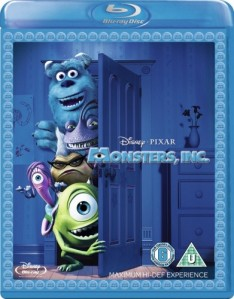 Monsters, Inc. Blu-Ray - 10217905