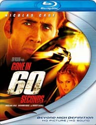 Gone In 60 Seconds Blu-Ray - 10217909