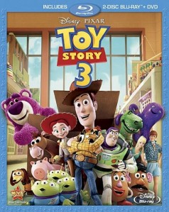 Toy Story 3 Blu-Ray+DVD - 10217910