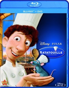 Ratatouille Blu-Ray - 10217911
