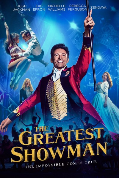 The Greatest Showman DVD - 80160 DVDF