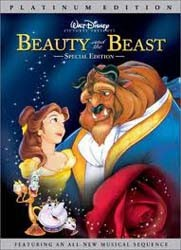 Beauty and the Beast DVD - 10217922