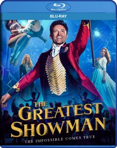 The Greatest Showman Blu-Ray - BDF 80160
